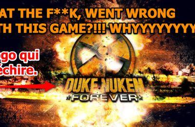 Duke Nukem, shit is real.