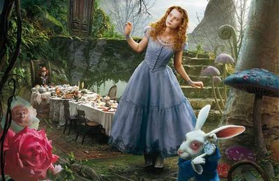 Alice (is back) in Wonderland