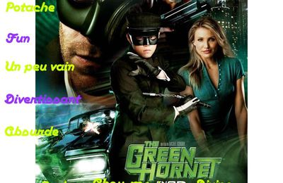 The Green Hornet: Breaking the law to protect it...