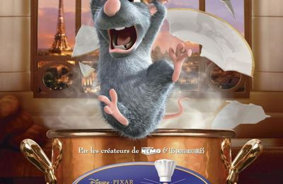 Ratatouille (rat.a.tooo.ee) - He's dying to become a chef