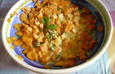 Tartare de carottes