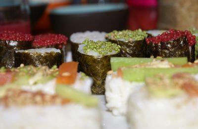 sushi party !!!
