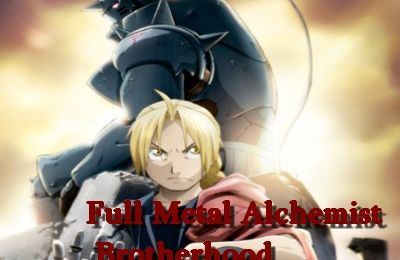 Full Metal Alchemist Brotherhood n°34 à 37 vostfr