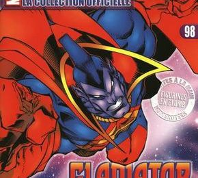 Gladiator, n°98 de la collection Marvel Super-Heroes