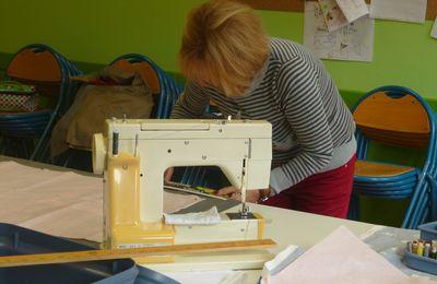 Cours de couture à Brignais