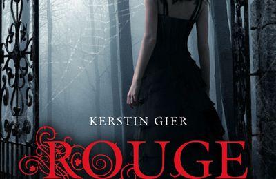 Saga Rouge Rubis, tome 1 de Kerstin Gier. (avis de Cams)
