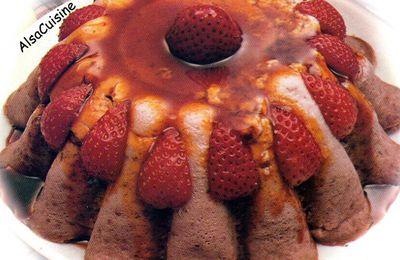 Crème aux fraises