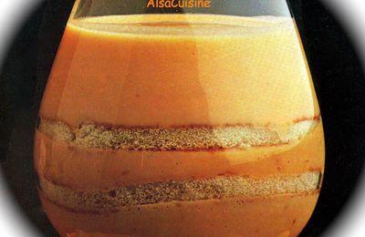 Crème à la mandarine