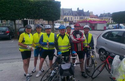 "Sortie ""cyclo"" sur St Omer & environs"