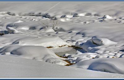 C'est beau la neige