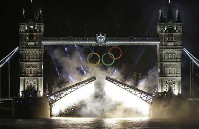 Olympics Opening Ceremony: breathtaking!