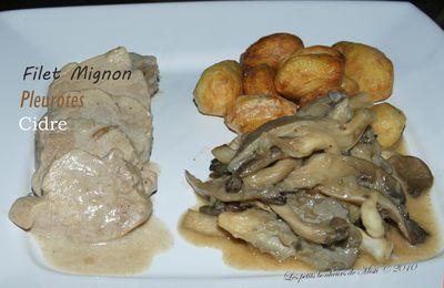 Filet mignon à la Normande