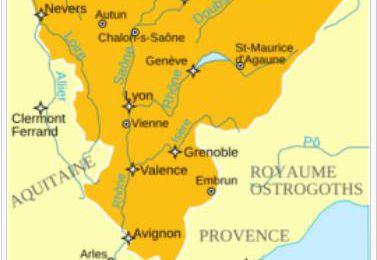 Le Duché de Savoie a 599 ans
