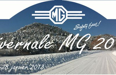 Hivernale MG 2013