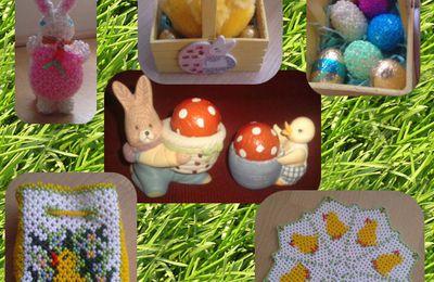 Swap de Pâques 2011 - Les photos