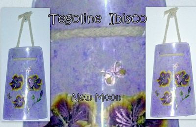 Tegolina Ibisco