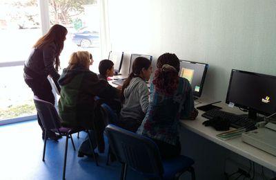 CLAS : découverte de l'outil informatique