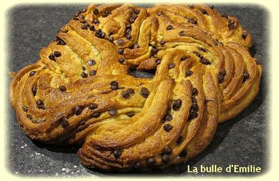 J'ai cédé à l'appel du Kringle...