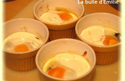 L'oeuf cocotte Dukan