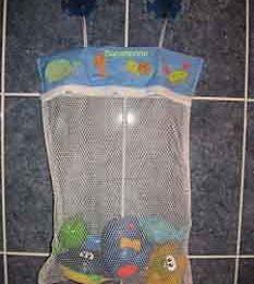 un sac à jouet pour le bain