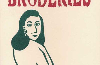 Broderies, Marjane Satrapi