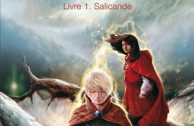 Les Eveilleurs, tome 1 : Salicande, Pauline Alphen