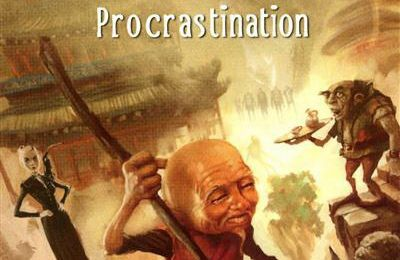 Procrastination, Terry Pratchett