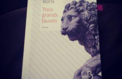 Trois Grands Fauves, Hugo Boris