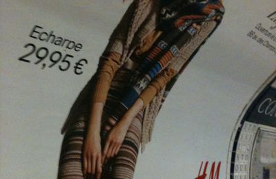 H&M....Maille...I-Phone....