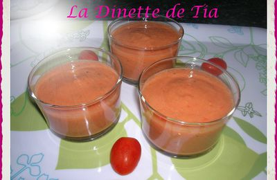 Gazpacho au Cook'in