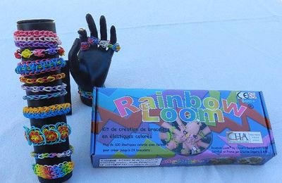 Les articles RAINBOW LOOM