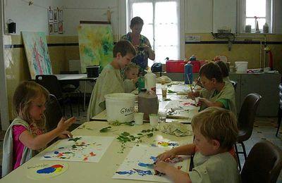 atelier peinture...