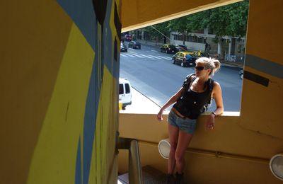 Buenos Aires: Art de la rue!