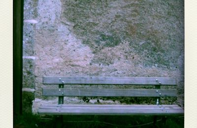A m'asseoir sur un banc # [France]