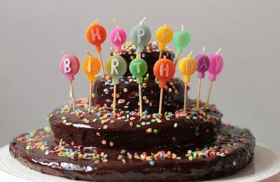 Happy Birthblog : Au milieu des livres a déjà quatre ans !