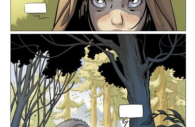 Preview Talisman tome 3