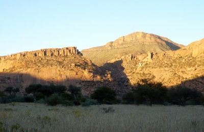 ERONGO MOUNTAINS - AMEIB RANCH
