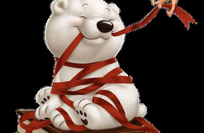 *** Petit ours blanc ***