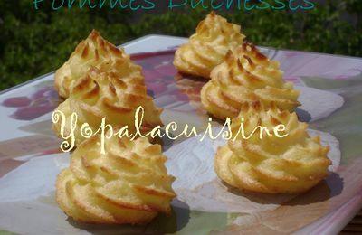 Pommes Duchesses... Délicieux Accompagnement!