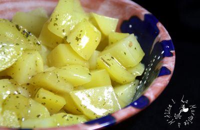 Mes Pommes de Terre Minute * Knorr {Test Produit}