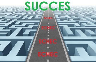 Quand le succès surgit de l'échec