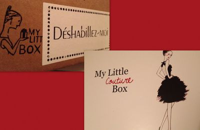 My Little Box...