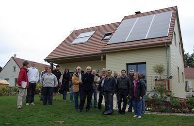 Visite Bourgogne Energies Renouvelables