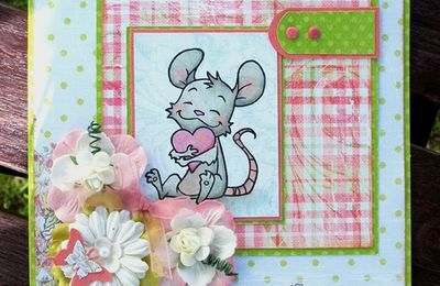 "Cartes ""shabby romantic"""