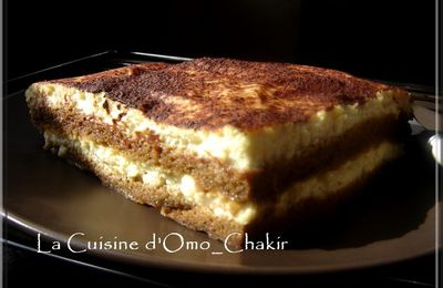 Le Tiramisu version Dukan miam ...