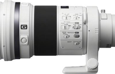 Sony annonce 2 objectifs très haut de gamme pour l'A99