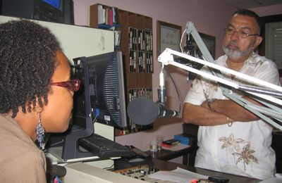 RADIO BROADCAST IN CURACAO