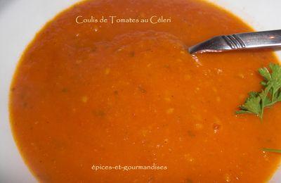 Coulis de tomates au céleri