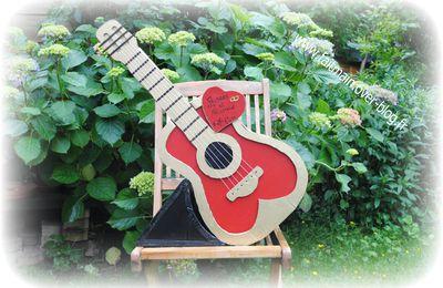 "URNE "" guitare """