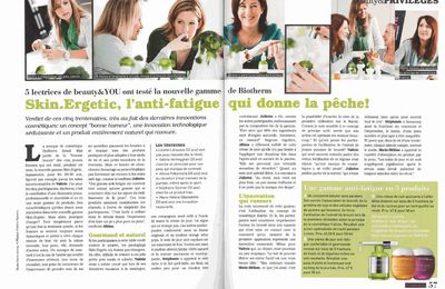 Biotherm... l'article